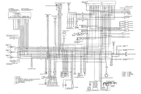 cbr 600 wire diagram wiring diagram