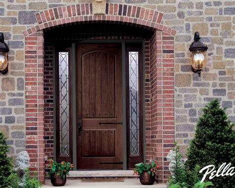 Mediterranean Style Homes, Front Doors And Fiberglass