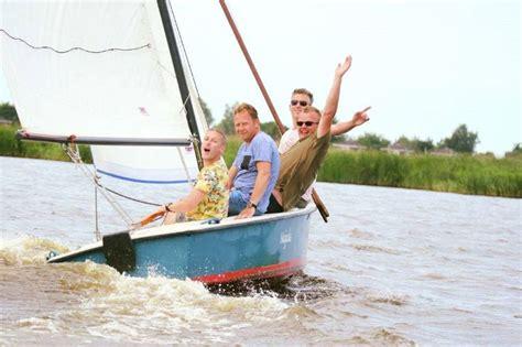 Open Zeilboot Verhuur Friesland by Zeilboot Huren In Friesland