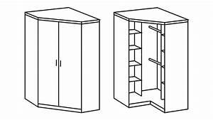 Eckschrank Weiß Hochglanz : eckschrank clack in hochglanz schwarz alpinwei ~ Orissabook.com Haus und Dekorationen