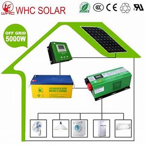 Home Pure Sine Wave Solar Inverter 12v 220v 5000w Circuit