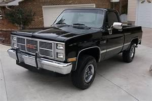 1986 Gmc High Sierra 4x4  Good Truck  Same Owner Over 32