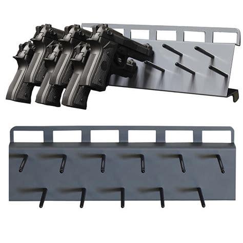 gun safe pistol rack secureit tactical pistol peg rack sec 52 628