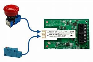 Oem Controller For Fiber Optic Emergency Stop And