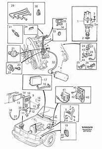 Volvo 240 Sensor  System  Ignition - 1317296