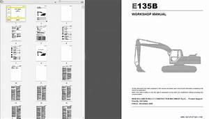 New Holland Kobelco E135b Crawler Excavator Pdf Manual