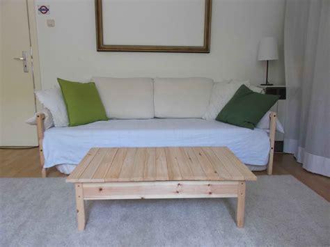 Two Fjellse beds make a living room   IKEA Hackers
