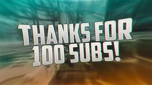 100 Subscribers Sniping Montage