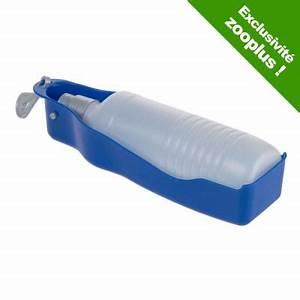Distributeur D Eau Pour Plante : gourde avec distributeur d 39 eau pour chien zooplus ~ Dode.kayakingforconservation.com Idées de Décoration