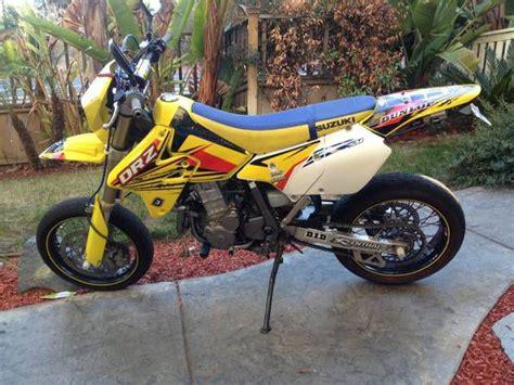 2006 Suzuki Drz400sm by 2006 Suzuki Drz400sm Supermoto For Sale On 2040 Motos