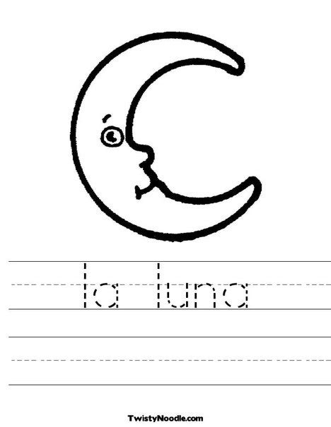 la worksheet from twistynoodle moon phases 498 | c0f068196f6aa6f51258a7f6329097a2 moon phases worksheets