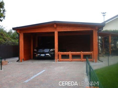tettoia legno auto tettoia legno per auto cereda legnami agrate brianza