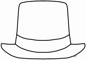Top Hat Template - ClipArt Best