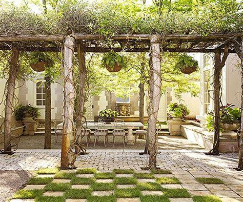 pergola flooring pretty and practical backyard ideas backyard porch and room