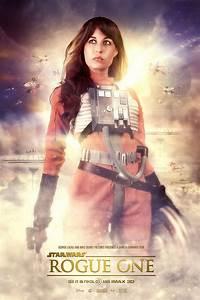 Star Wars Rogue One Fan Made Posters Nerd Reactor