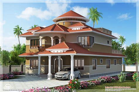 R&t Dream Home Design : Beautiful Dream Home Design In 2800 Sq.feet