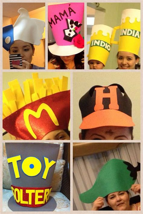 sombreros locos para ninos car interior design
