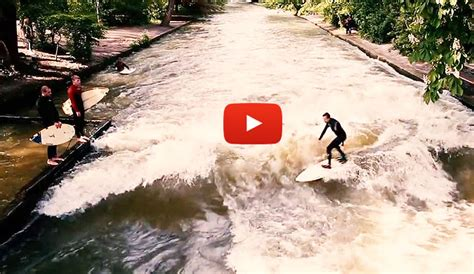 Englischer Garten Munich Surfing by River Surfing In Munich S Garden The Inertia