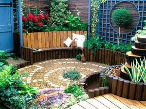 Kleiner Gartenzaun Holz : gartenzaun holz ideen sichtschutz aus holz gartenzaun ~ Articles-book.com Haus und Dekorationen