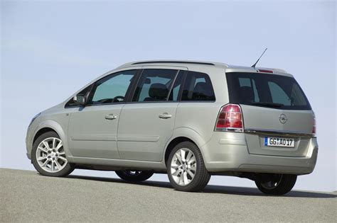 Opel Zafira Review by 2007 Opel Zafira Picture 163259 Car Review Top Speed