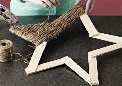 Wie Kann Ich Einen Stern Aus Holz Basteln? Freshouse