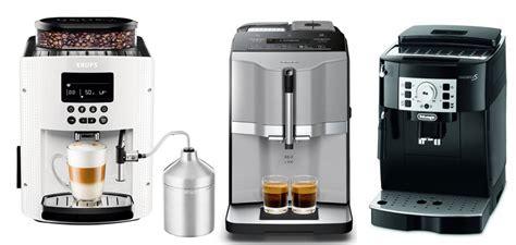 ᐅ Kaffeevollautomat Test 2018  Sieger Von Stiftung