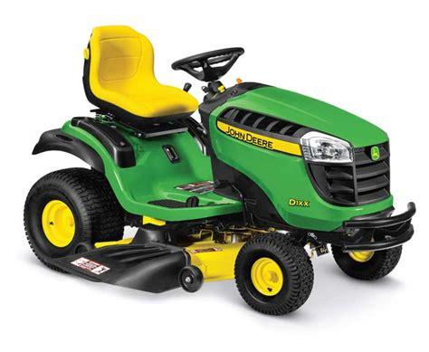 deere recalls lawn tractors due to crash