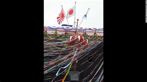 japan s self defense commissions new warship cnn