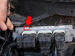1997 Ford F 150 Engine Control Module Location
