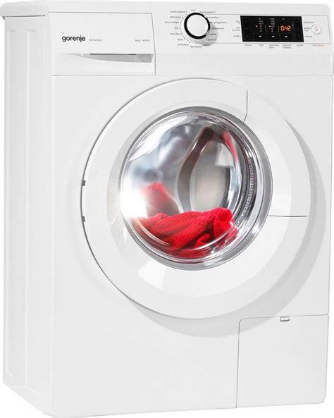 exquisit waschmaschine 6 kg gorenje waschmaschine was649 a 6 kg 1400 u min kaufen otto