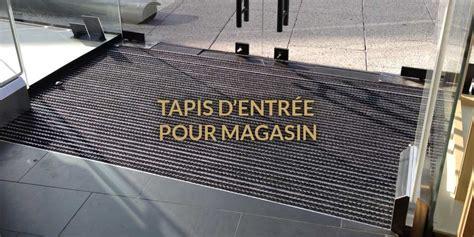 tapis sur mesure pour magasin