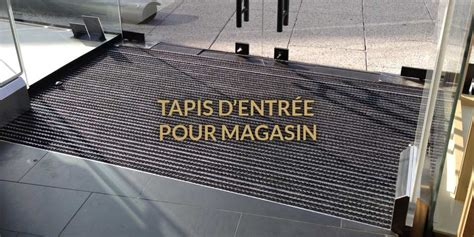 tapis de sol entree magasin carrelage design 187 tapis entr 233 e moderne design pour carrelage de sol et rev 234 tement de tapis