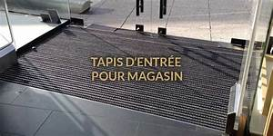 Tapis Entree Exterieur : tapis sur mesure pour magasin ~ Teatrodelosmanantiales.com Idées de Décoration