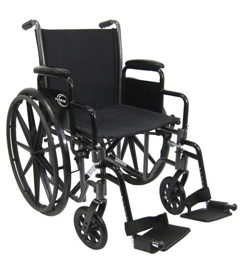 wheelchair wheelchairs orthopedic standard lt wheel manual walker chairs lightweight 700t lbs weight armrests karman arms k0001 indiamart surgical removable