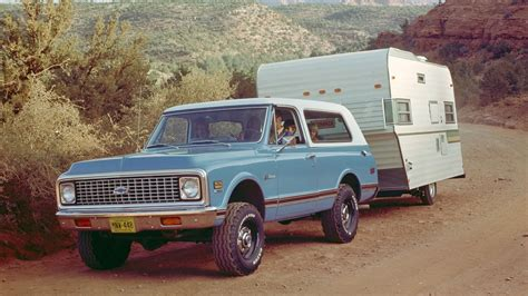 chevy blazer revival  reportedly beat ford bronco