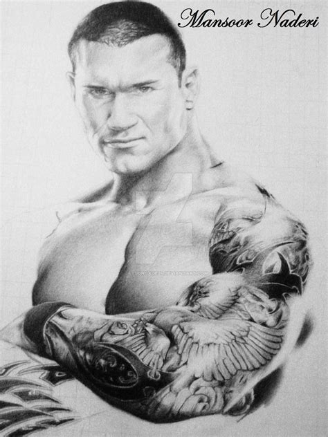 Randy Orton - WIP 2 by jaysonCage24 on DeviantArt