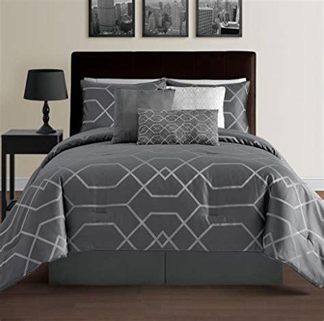 hton 7 piece modern geometric down alternative