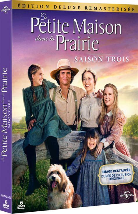 la maison dans la prairie saison 3 dvd dvd