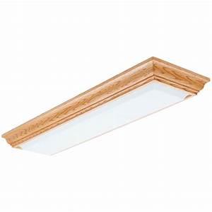Fluorescent Ceiling Light Covers Decorative Drop Fixture