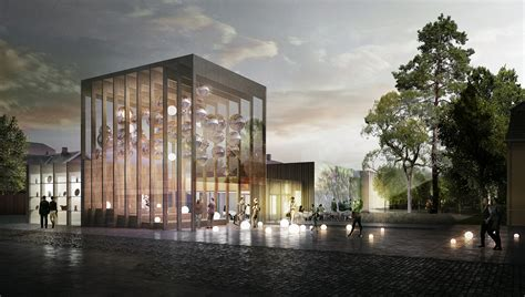 White Arkitekter Proposes Transparent