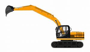 Backhoe Clipart Gambar  Backhoe Gambar Transparent Free