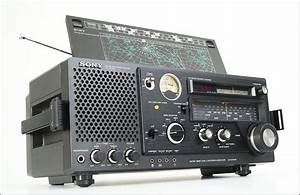 Sony Icf-6700 Am  Fm Shortwave Radio Receiver