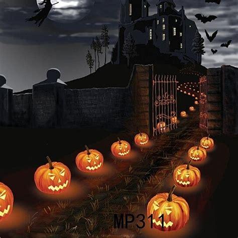 Buy 5x7ft Hallowmas Backdrop Halloween Horror Night