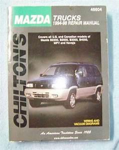 Chilton U0026 39 S Mazda Trucks 1994