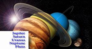 Outer Planets - Pics about space