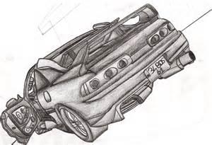 Pencil Drawings Cars Camaros