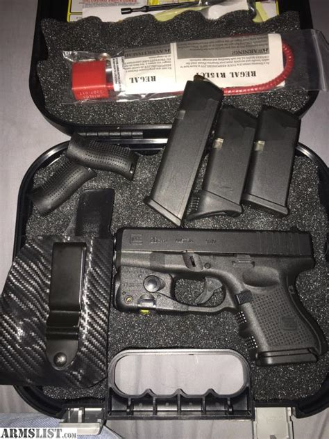 Armslist For Sale Trade Glock 26 Gen 4 W Light Laser Combo