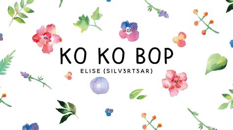 (acoustic English Cover) Exo  Ko Ko Bop Elise