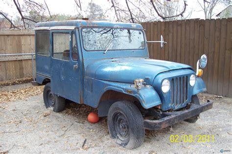 1974 Dj Postal Jeep For Sale 1000 Obo