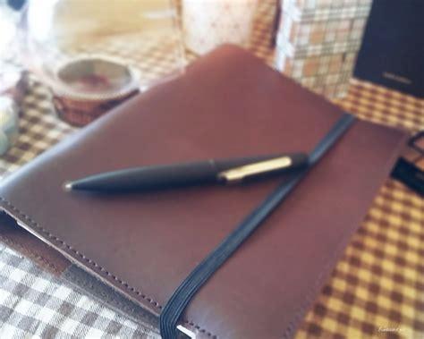 protection bureau cuir mon superbe carnet de note lakange